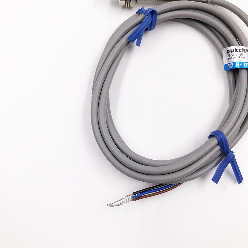 LJ8A3-2-Z/BX machine tool industry Rectangular Standard Proximity Sensor magnetic guide senso