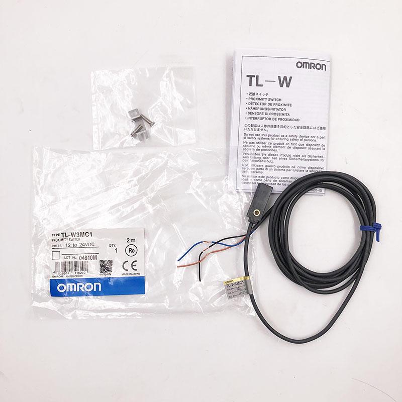 TL-W3MC1 Directional control automation machinery Cylinder magnetic sensor Proximity Sensor