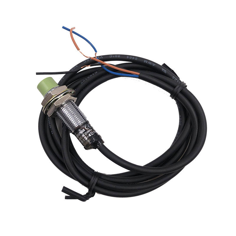 PR12-4DNMetal Position Detector Inductive Proximity Sensor Switch air cylinder proximity switch