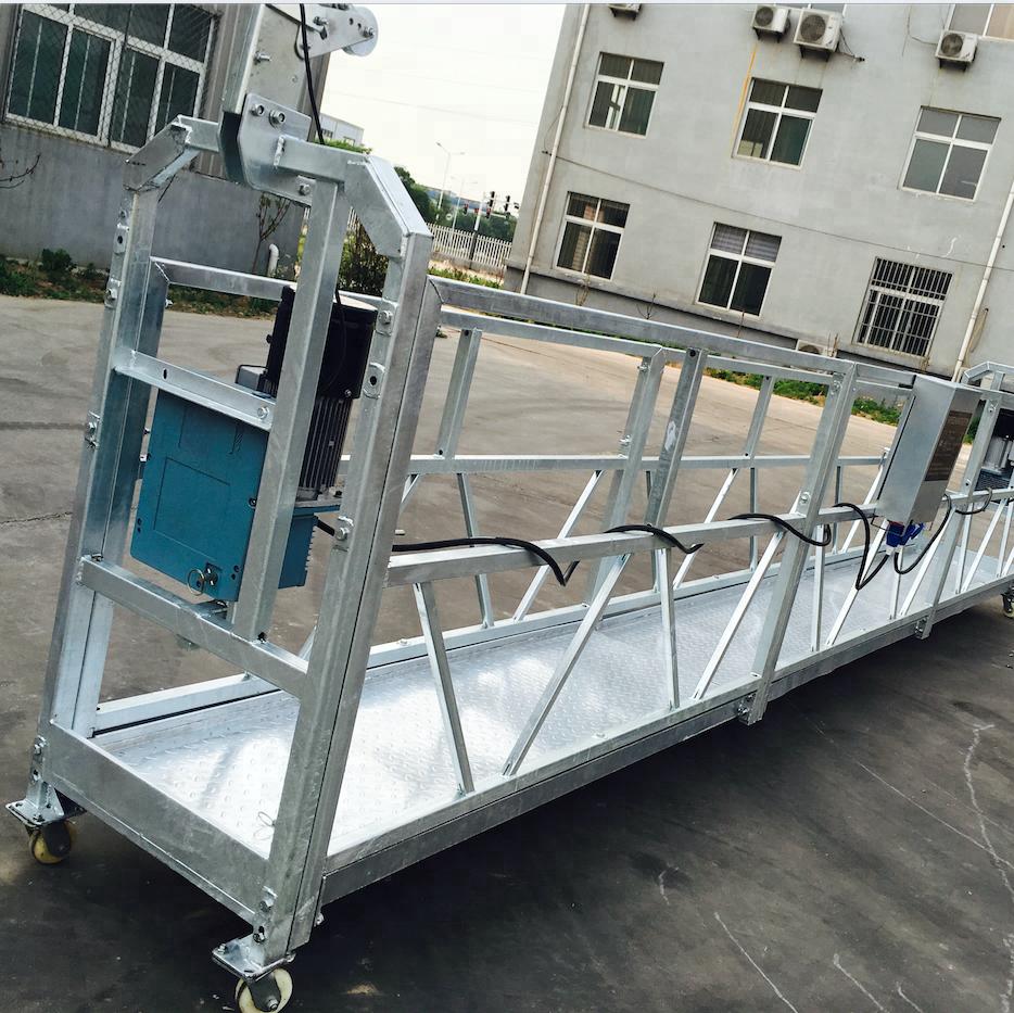 ZLP630 Hot Dipping Zinc Working Platform