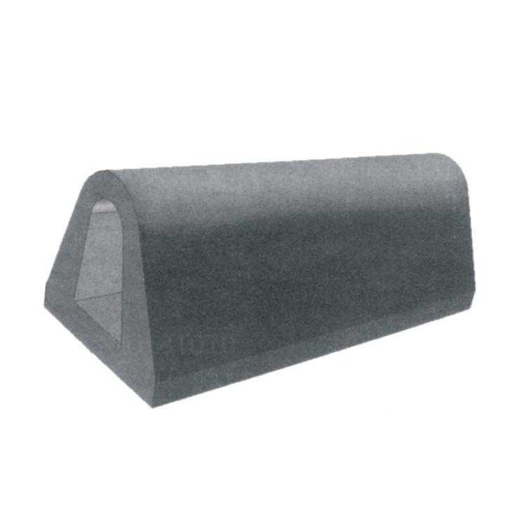 high quality truck rubber buffer buffer block for trailer