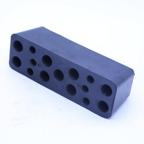 van anti-collision damping block platform anti-collision buffer block
