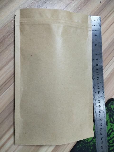 kraft paper bag for cookies/tea/chips packing