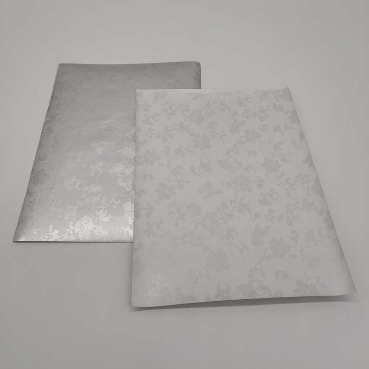 machine use aluminum foil paper for cigarette packaging