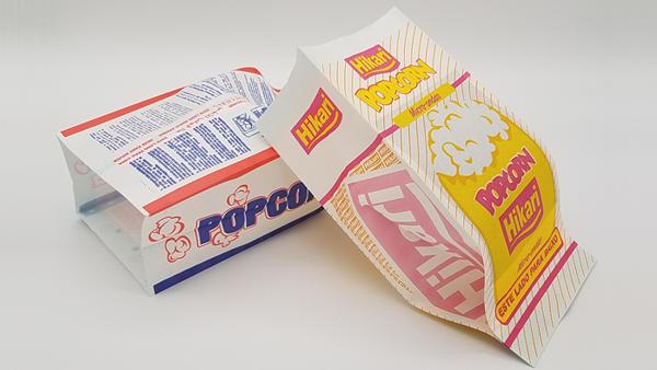 popcorn paper bag for microwave oven