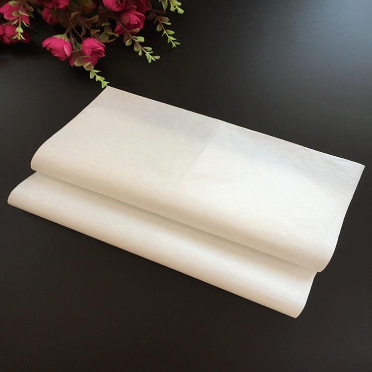 White Pizza wrapping paper/white hamburger wrapping paper
