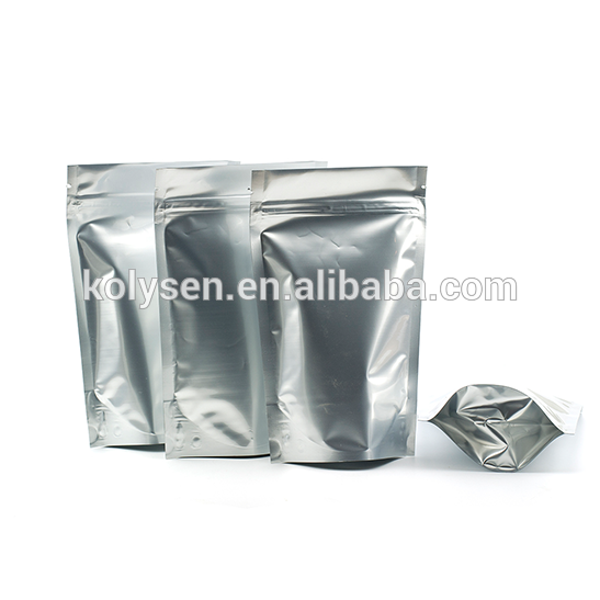 Laminated Aluminum Foil Pouch Packing Bags