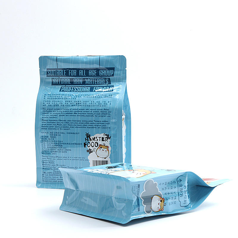 Detergent Powder Packaging Bag with Printing