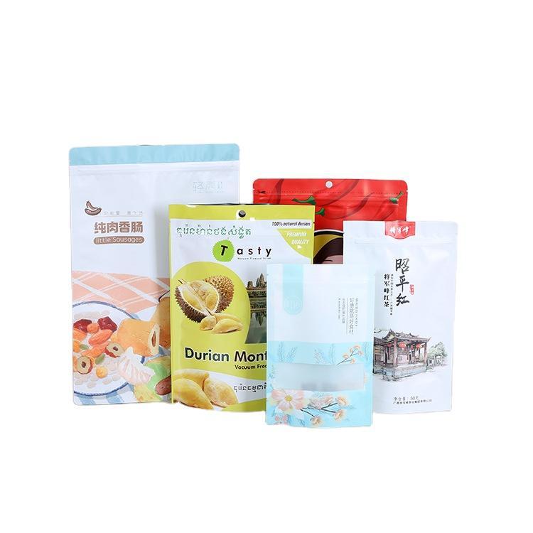Kolysen custom food grade plastic packaging bag for chips factory