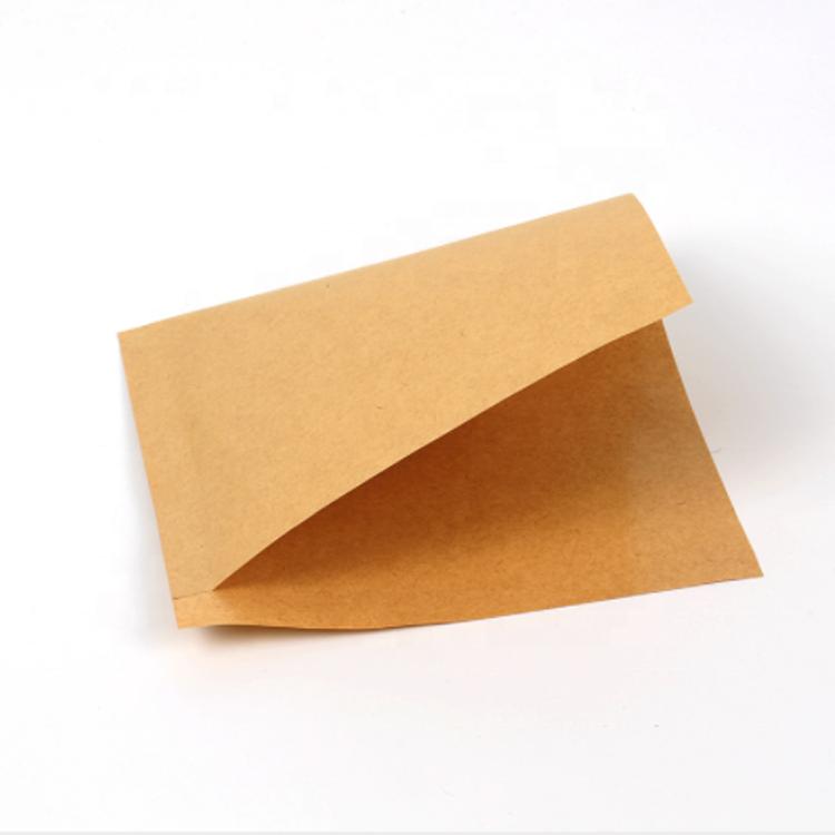 Custom Printed Greaseproof paper Bags packing for deli food
