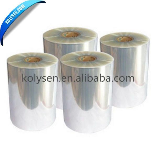 transparent rigid PVC film/pvc roll/pvc sheet