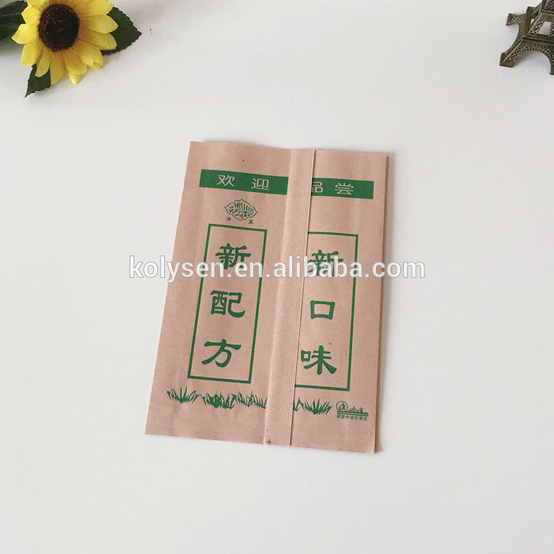 Lot Fried Food Packing Pancake Bread Snack Chip Package greaseproof paper bags