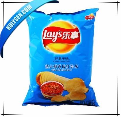 Food grade Potato chips/ cookie/Snack/Coffe Packaging Bags