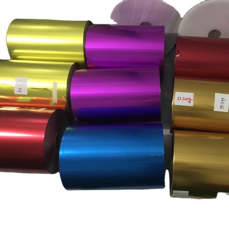 Kolysen Aluminum foil for chocolate packaging