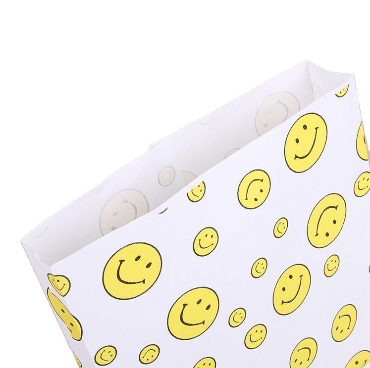 Kolysen Custom logo printed food grade wrapping paper/burger wrapper