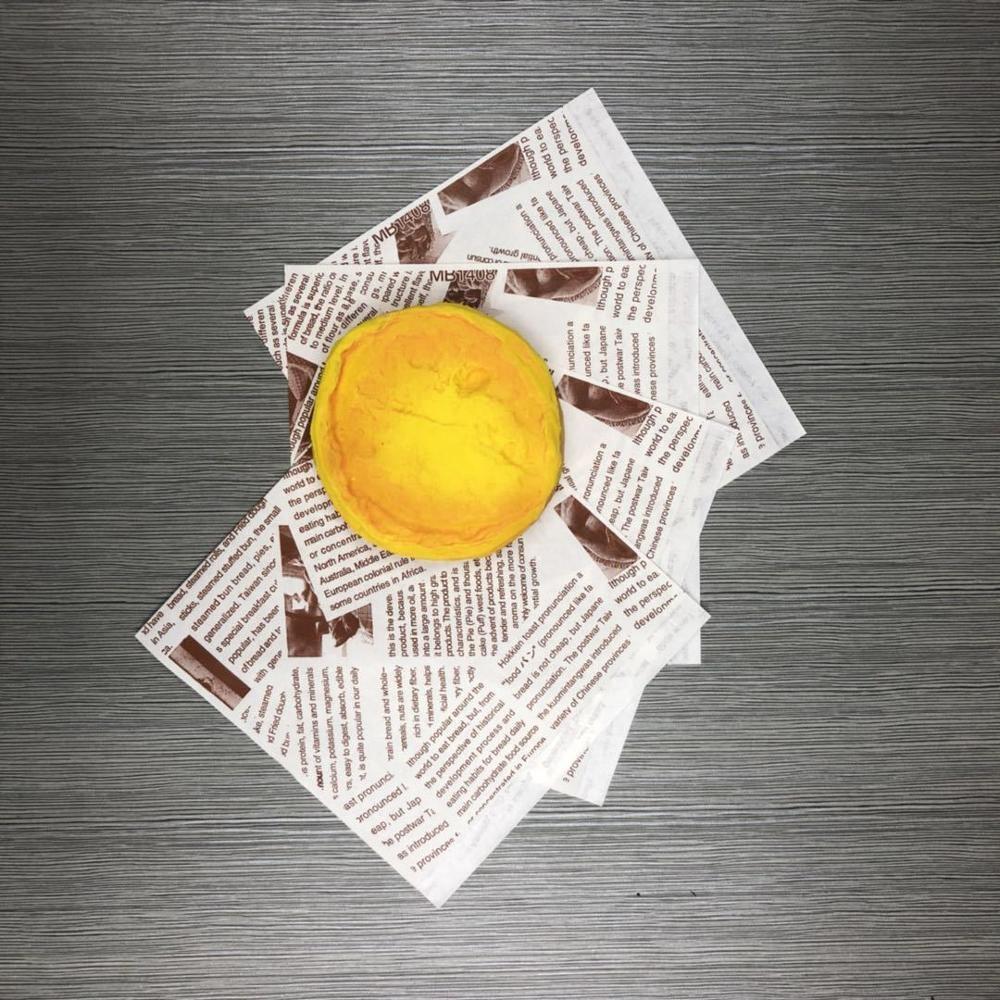Food grade Churro Bags custom printed grease resistant paper bag