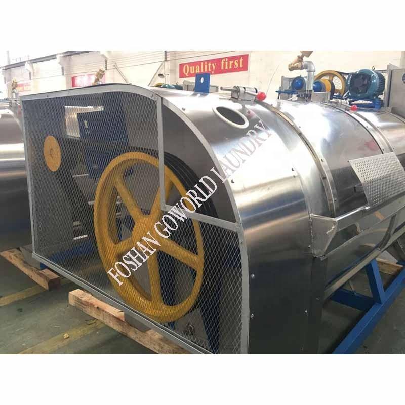 450kg dye wash industry machine for laundry machine
