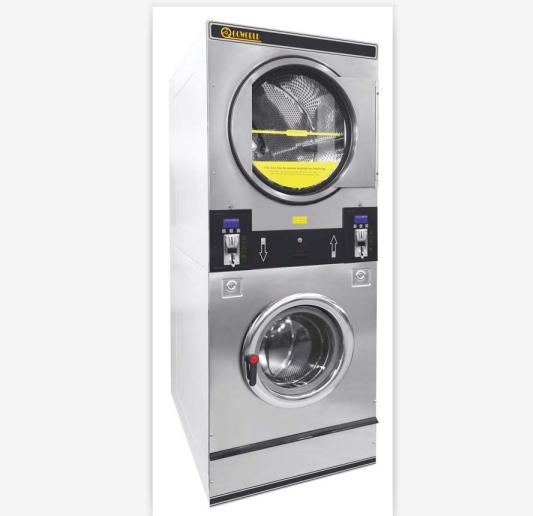 12kg laundry equipment(washer machine,dryer)