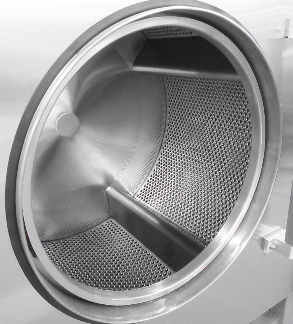 50KG automatic laundry machine for Guyana market