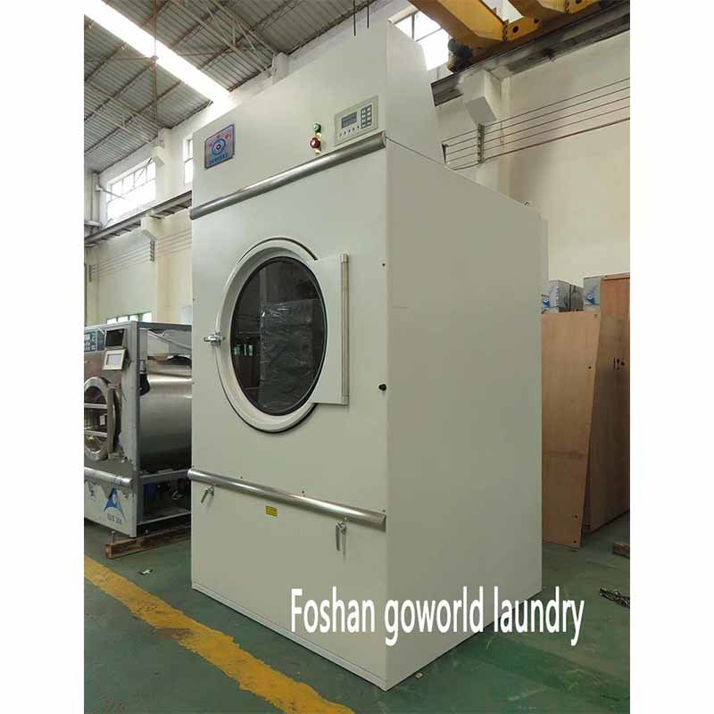 80-150KG Electric Heating industrial cloth washing machine drying machine