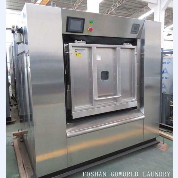 50KG barrier laundry machine for Estonia market