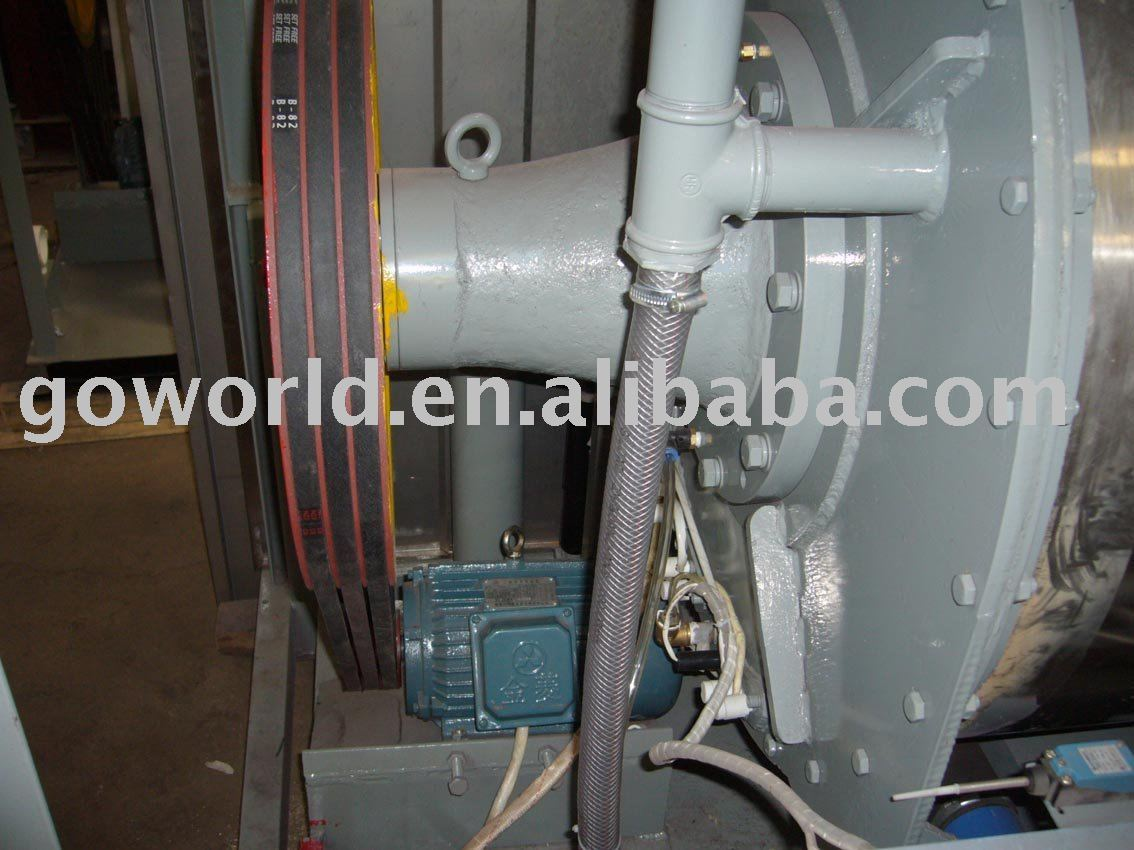 50kg-150kg stainless steel type automatic hotel and hospital laundry equipment
