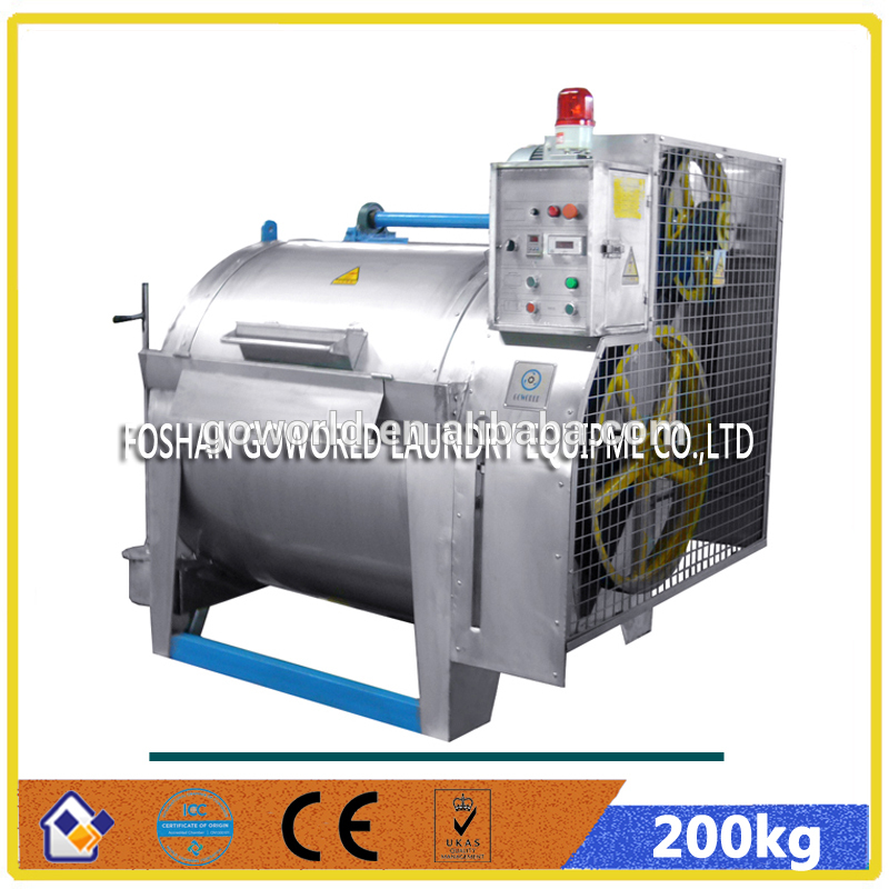200kg industrial washing machine,dewatering machine,washer extractor