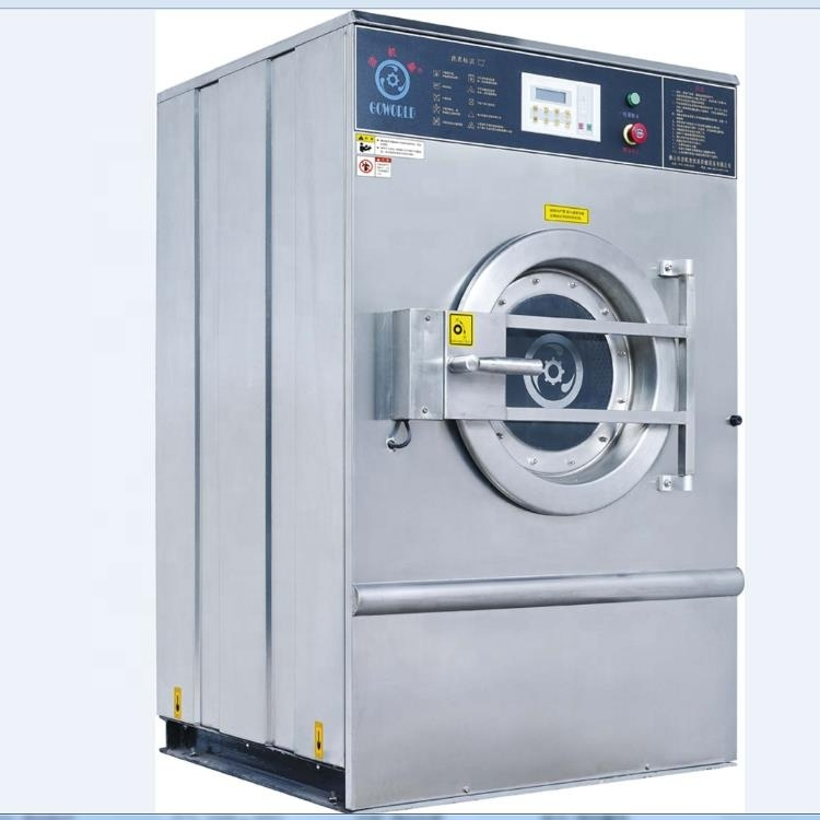 automatic washing machine for hotel hospital laundry factory