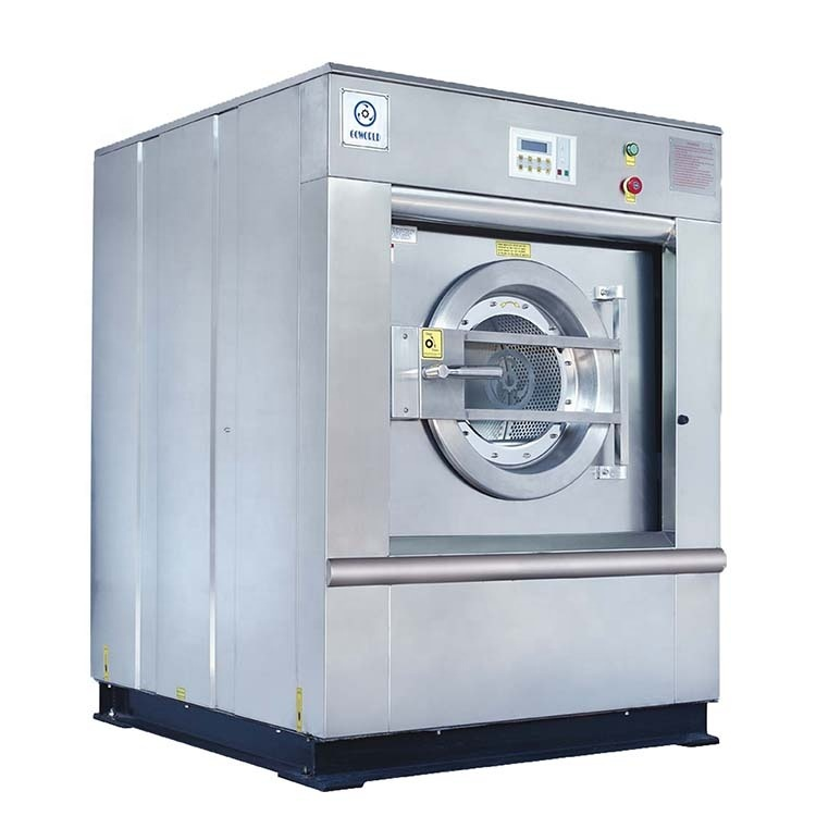 Garment washer dryer 15-25KG Steam Heating Laundry Washing Machine