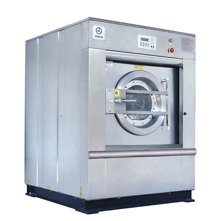 Garment washer dryer 15-25KG Steam Heating Laundry Washing Machine