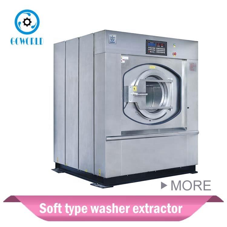 100KG automatic Laundry machine for Malaysia market