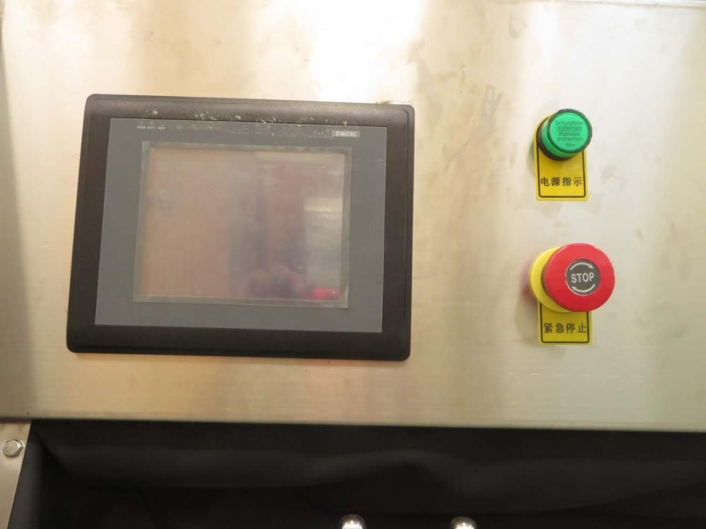 50KG barrier laundry machine for Thailand market