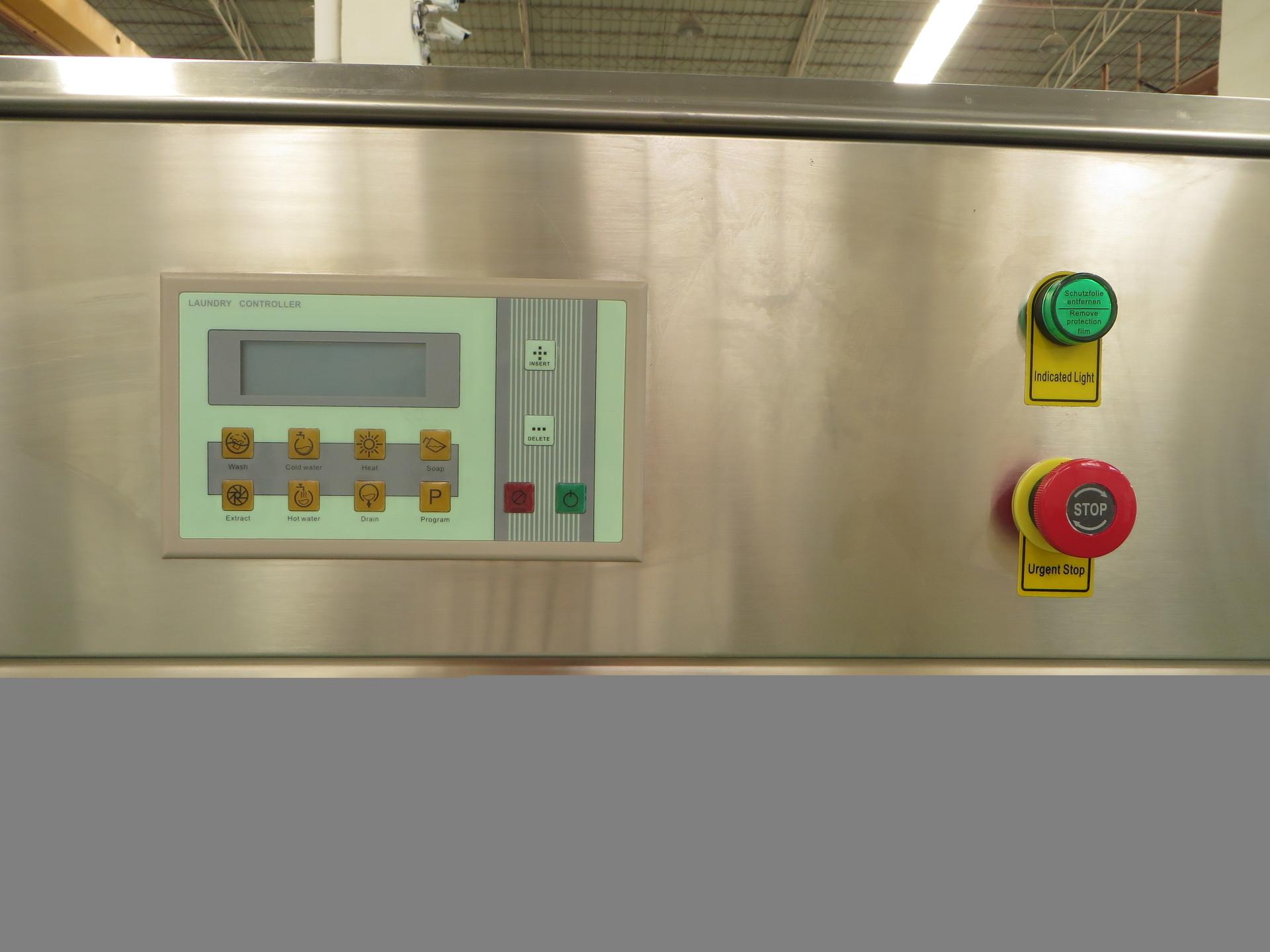 automatic washing machine(washer,dryer,flatwork ironer)
