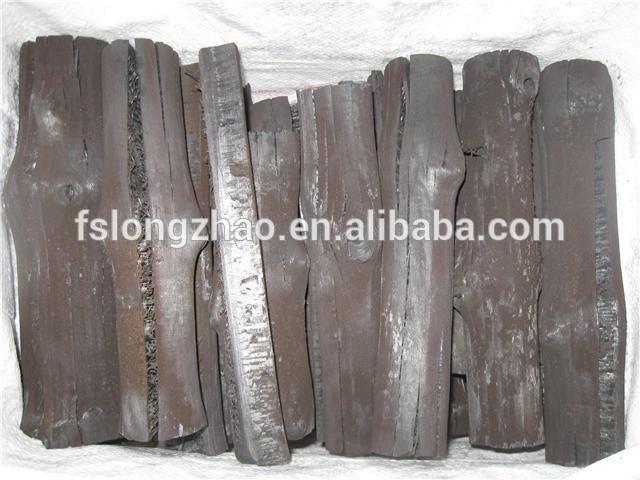 mangrove wood charcoal briquette for barbecue
