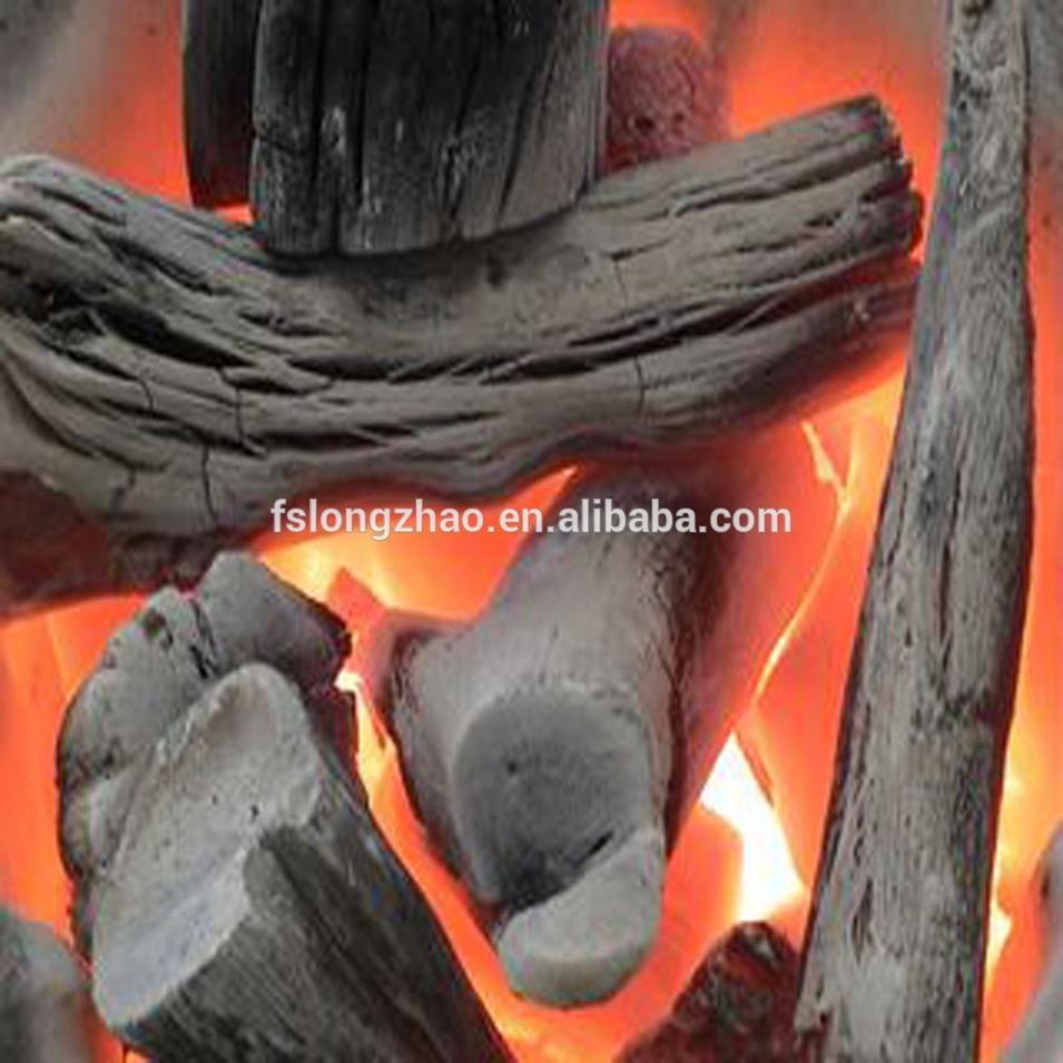 Korea Market Restaurant BBQ Charcoal Binchotan white charcoal