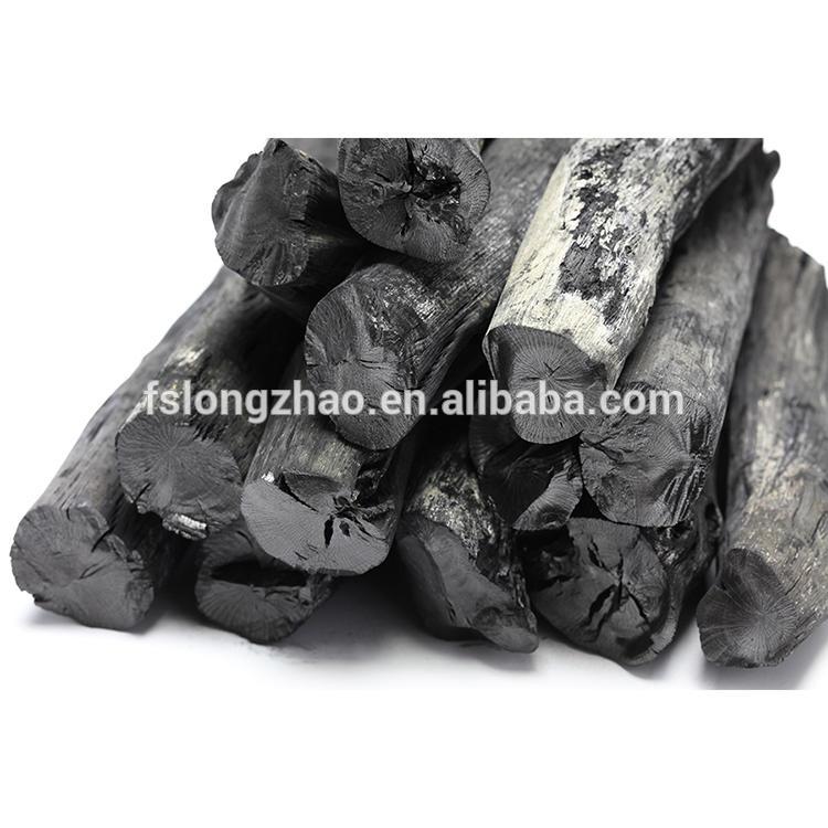 Smokeless Japanese binchotan charcoal for BBQ / barbecue