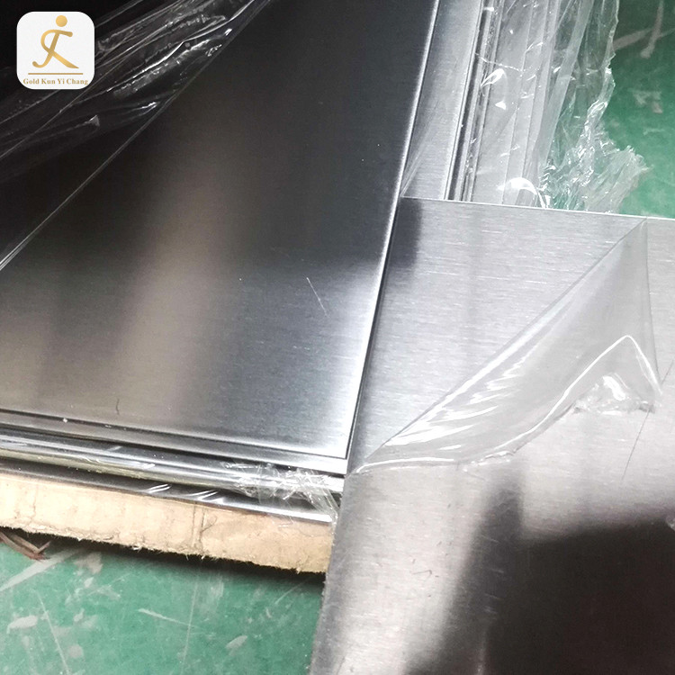 Art Design Wall Laser Cut Polishing Stainless Steel Sheet Brushed Finish 316 Light Reflective Stainless Steel Metal Sheets
