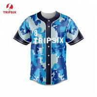 Little League Camouflage Baseball Uniforms