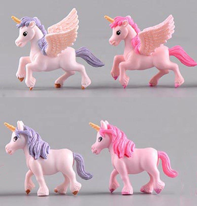 Hot Sale Ready Products manufacturer handcraft lovely Unicorn figurines