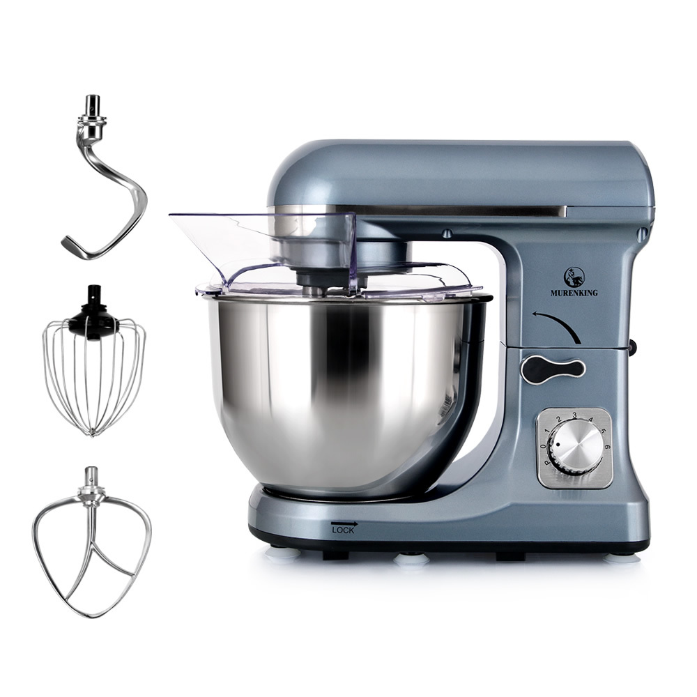 1000W stand mixer with rotating bowl offered by factory with 16 years experience