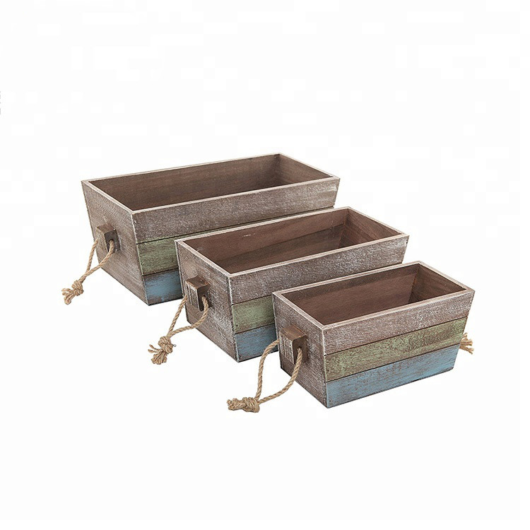 Useful handmade wood shipping crates for sale