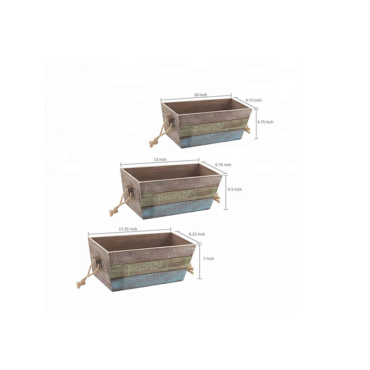 useful unfinished wooden box for bathing Custom cheap simple