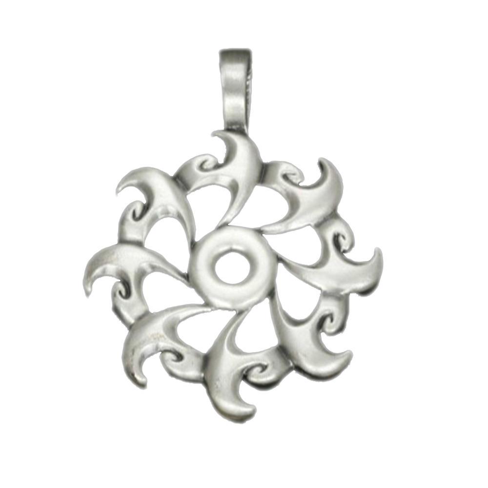 Shiny Sun Shape Engraved Korea Imitation Jewellery