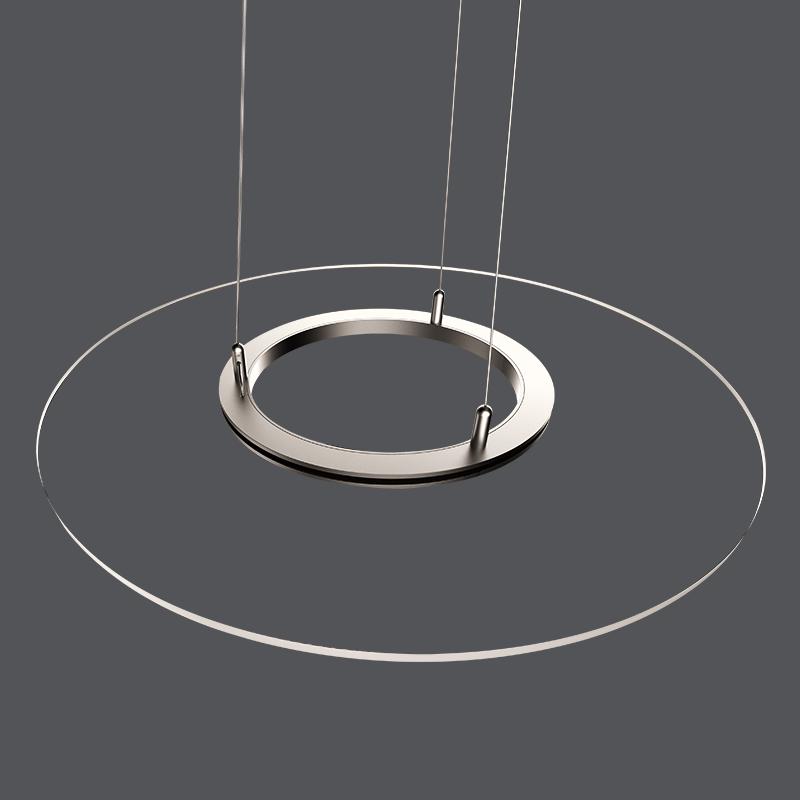 36w Round Ring led frameless panel light 2020 new Lighting hot sell