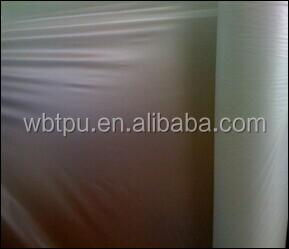 Wanban Breathable Waterproof Transparent TPU Film
