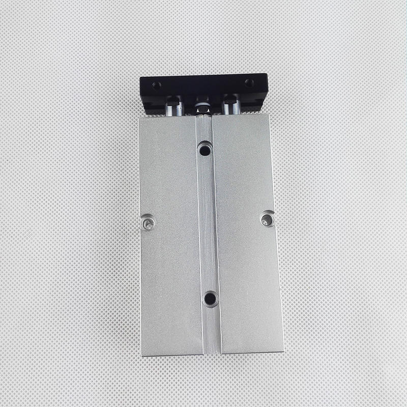 TN Series Double Acting TN20X25S TN32*100S Twin Rod Double Shaft Pneumatic Cylinder