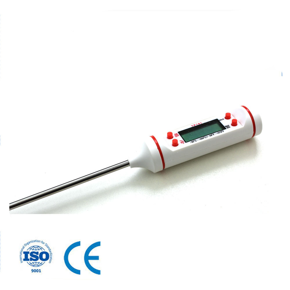 DIGITAL kitchen meat cooking thermometer for food BBQ meat grilling LCD thermometer