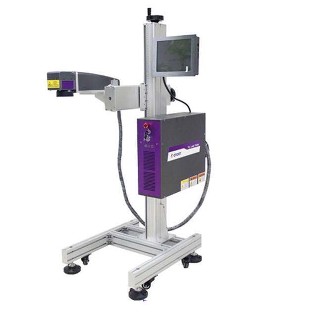 CYCJET Flying Laser Printer for Bottle Coding/Laser Printer Manufacture