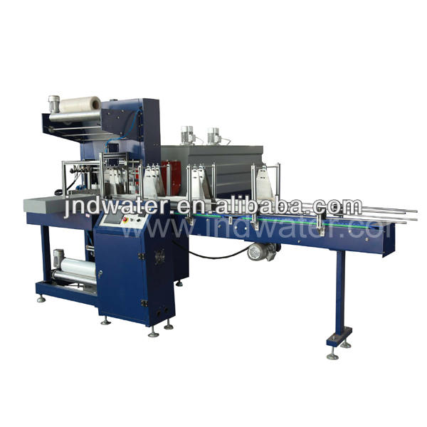 Low price Heat Sleeve Sealing Shrink Wrapping Machine