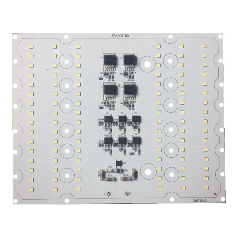 High quality 50WRa 80 ac pcb input led module for LED Explosion-proof Light